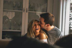couple sourire